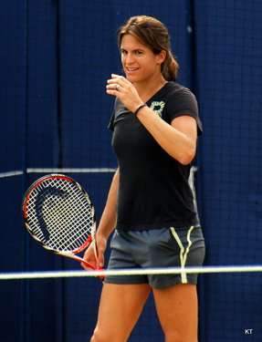 Amelie Mauresmo by Carine06
